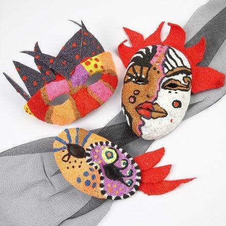 Masques de Cadix