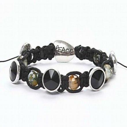 Bracelets with Semi Precious Stones