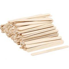 Bâtonnets de glace, L: 11,5 cm, L: 10 mm, 200 pièce/ 1 Pq.