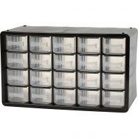 Bloc Organiser, dim. PC 20, dim. 18,4x30,5x14,9 cm, 1 set