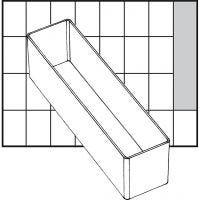 Godet de rangement, dim. A9-3, H: 47 mm, dim. 163x39 mm, 1 pièce