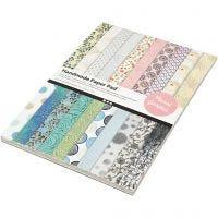 Bloc de papier fait main, A4, 210x297 mm, 110 gr, 20 flles/ 1 Pq.