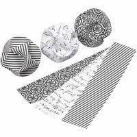 Boules Click, d: 5 cm, dim. 3,5x8,8 cm, 9 set/ 1 Pq.