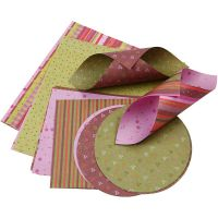 Papier Origami, 80 gr, 900 flles ass./ 1 Pq.
