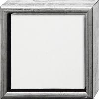 Châssis ArtistLine, prof. 3 cm, dim. 19x19 cm, blanc, 6 pièce/ 1 Pq.