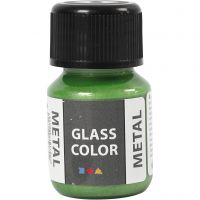 Glass Metal, vert, 30 ml/ 1 flacon