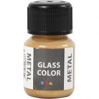 Glass Metal, or, 30 ml/ 1 flacon