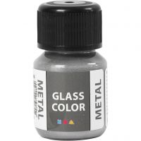 Glass Metal, argent, 30 ml/ 1 flacon
