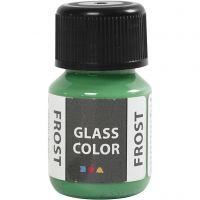 Glass Frost, vert, 30 ml/ 1 flacon