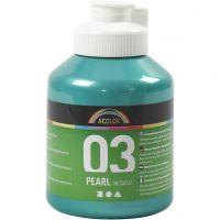 A-Color Métallique, Métallisé, vert, 500 ml/ 1 flacon