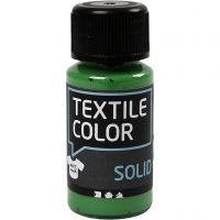 Textile Solid, opaque, vert brillant, 50 ml/ 1 flacon