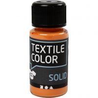 Textile Solid, opaque, orange, 50 ml/ 1 flacon