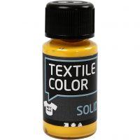 Textile Solid, opaque, jaune, 50 ml/ 1 flacon