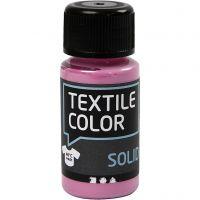Textile Solid, opaque, rose, 50 ml/ 1 flacon