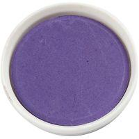 Gouache - Assortiment, d: 30 mm, violet, 12 pièce/ 1 Pq.