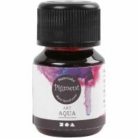 Aquarelle Art Aqua Pigment, rouge, 30 ml/ 1 flacon