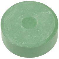 Gouache - Assortiment, H: 16 mm, d: 44 mm, vert foncé, 6 pièce/ 1 Pq.