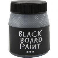 Peinture tableau, gris, 250 ml/ 1 Pq.