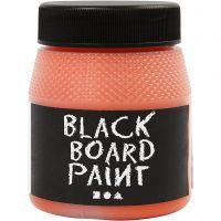 Peinture tableau, orange, 250 ml/ 1 Pq.