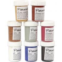 Paver Color, 8x40 ml/ 1 Pq.