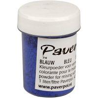 Paver Color, bleu, 40 ml/ 1 flacon