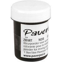 Paver Color, noir, 40 ml/ 1 boîte
