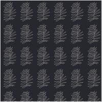Tissu, L: 145 cm, 140 gr, gris foncé, 1 par m