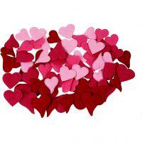 Coeurs, 160 pièce/ 1 Pq.