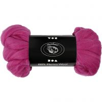Laine, ép. 21 my, violet rouge, 100 gr/ 1 Pq.