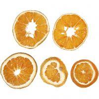 Tranches d'orange séchées, d: 40-60 mm, 5 pièce/ 1 Pq.