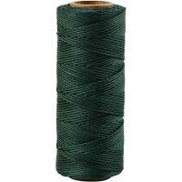 Fil de bambou, ép. 1 mm, vert, 65 m/ 1 rouleau