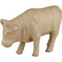 Vache, H: 15 cm, L: 23 cm, 1 pièce