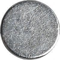 Aimants puissants, d: 10 mm, ép. 2 mm, 10 pièce/ 1 Pq.