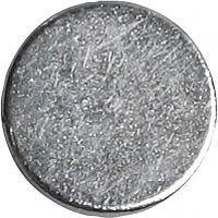 Aimants puissants, d: 10 mm, ép. 2 mm, 100 pièce/ 1 Pq.