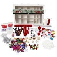 Boîte créative, Noël magique, 1 set