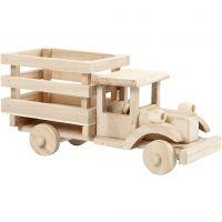 Camionette, H: 11 cm, L: 22 cm, L: 7,5 cm, 1 pièce