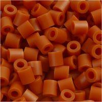 Photo Pearls, dim. 5x5 mm, diamètre intérieur 2,5 mm, rouge brunâtre (5), 6000 pièce/ 1 Pq.