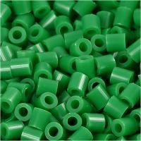 Photo Pearls, dim. 5x5 mm, diamètre intérieur 2,5 mm, vert (16), 1100 pièce/ 1 Pq.