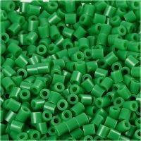 Photo Pearls, dim. 5x5 mm, diamètre intérieur 2,5 mm, vert (16), 6000 pièce/ 1 Pq.