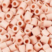 Photo Pearls, dim. 5x5 mm, diamètre intérieur 2,5 mm, rose (18), 6000 pièce/ 1 Pq.