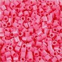 Photo Pearls, dim. 5x5 mm, diamètre intérieur 2,5 mm, rose antique (25), 6000 pièce/ 1 Pq.