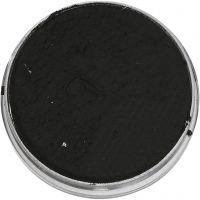 Maquillage visage à base d'eau, noir, 3,5 ml/ 1 Pq.