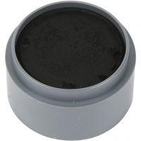 Maquillage visage à base d'eau, noir, 15 ml/ 1 boîte