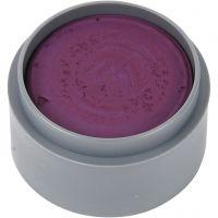 Maquillage visage à base d'eau, violet foncé, 15 ml/ 1 boîte