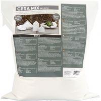 Poudre de moulage Cera-Mix de Luxe, blanc, 5 kg/ 1 Pq.