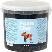 Foam Clay®, noir, 560 gr/ 1 seau