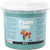 Foam Clay®, vert foncé, 560 gr/ 1 seau