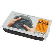 Pâte autodurcissante, noir, 12x1000 gr/ 1 Pq.