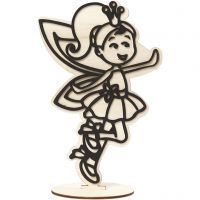 Figurine décorative, Licorne, H: 21 cm, 1 pièce