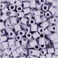 Perles Nabbi Bio, dim. 5x5 mm, medium, violet, 3000 pièce/ 1 Pq.
